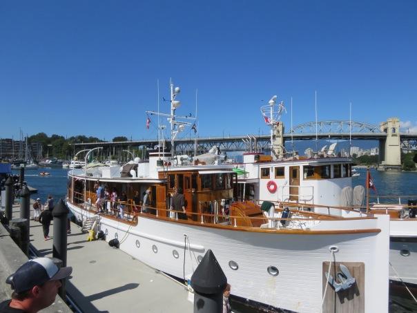 Granville Island Wooden Boat Festival 2019 Macclick